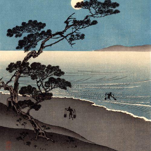 Arai Yoshimune - Suma Beach (featured)