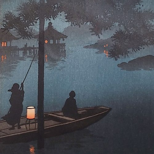 Shoda Koho - Lake Biwa (Featured square)