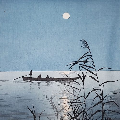 Shoda Koho - Moonlit Sea (featured square)