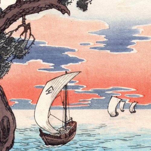 Hiroaki Takahashi (Shotei) – Coming Ships (featured)