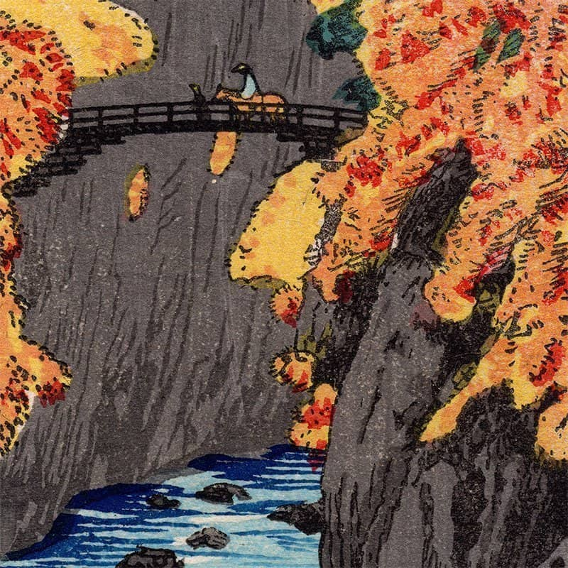 Hiroaki Takahashi (Shotei) - Monkey Bridge (featured)