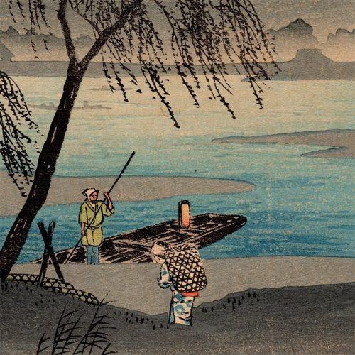 Hiroaki Takahashi (Shotei) – Tama River (featured)