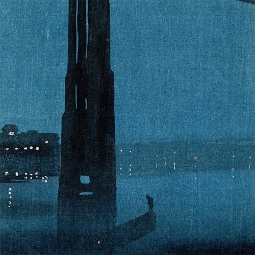 Eijiro Kobayashi - Night Bridge (Whistler) (featured)