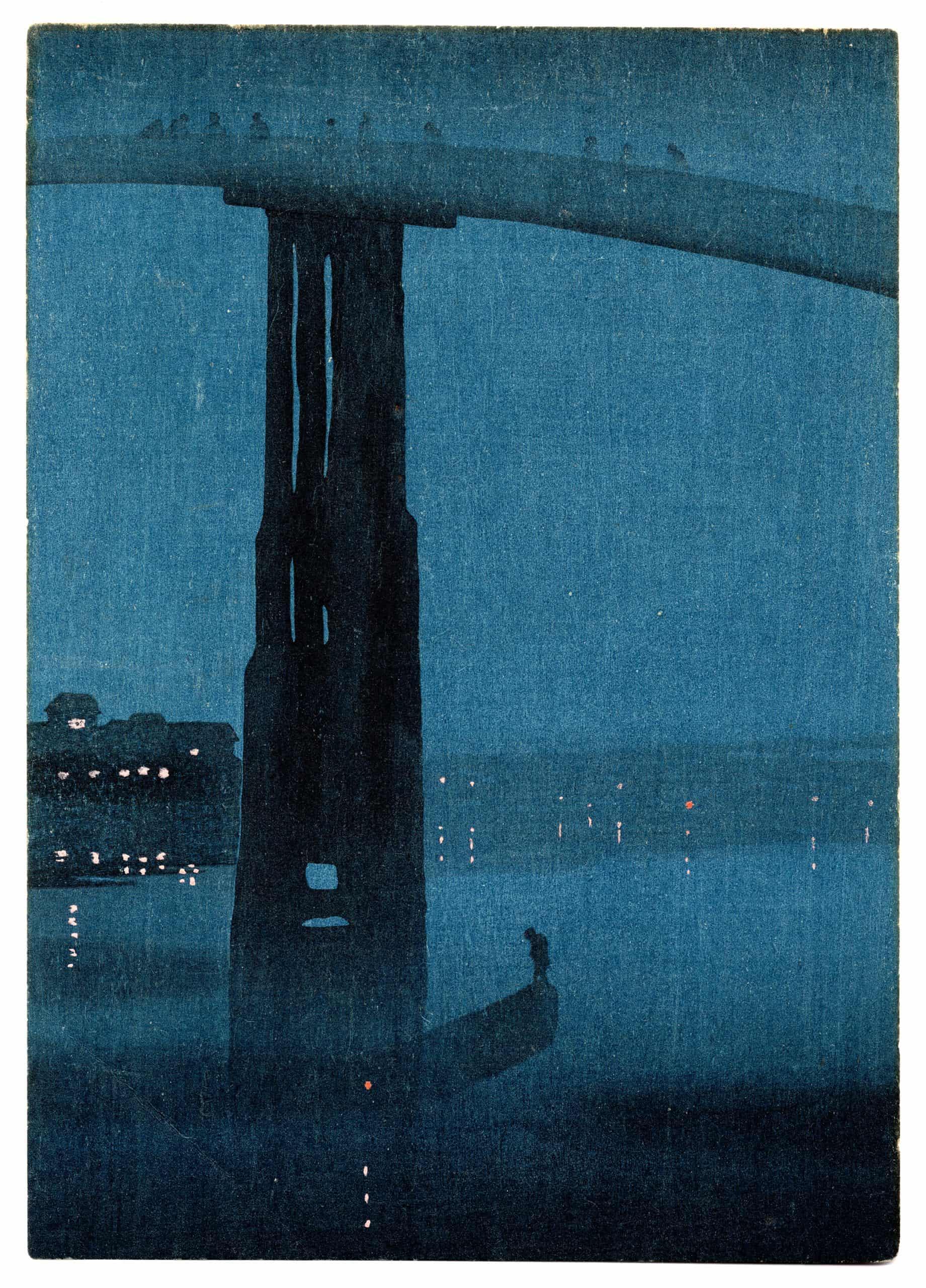 Eijiro Kobayashi - Night Bridge (Whistler)