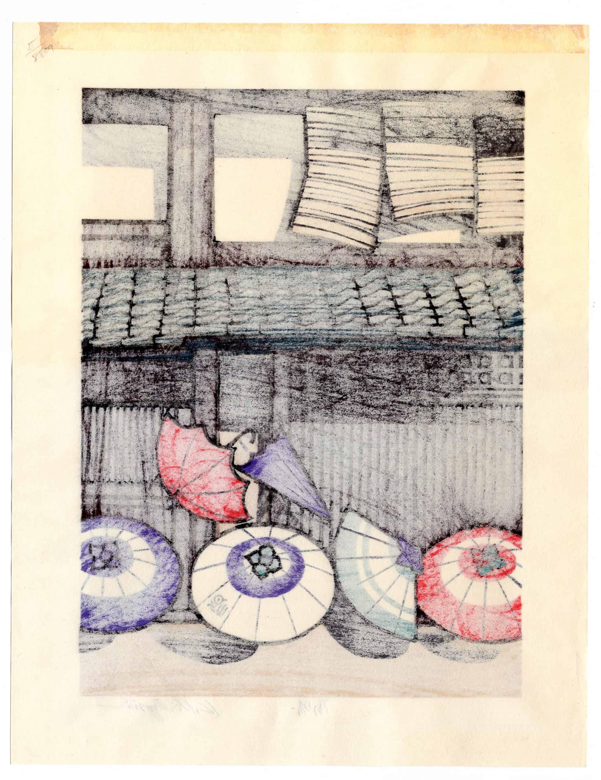 Katsuyuki Nishijima - Rain and Fine (verso)