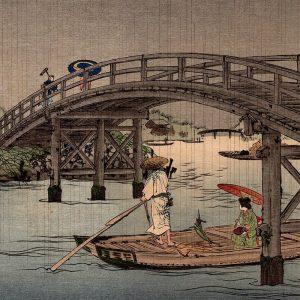 Shoda Koho - Bridge in Rainy Season (featured)