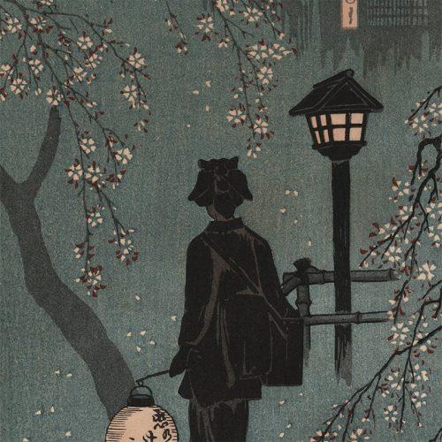 Hiroaki Takahashi (Shotei) - Spring Evening (variant) (featured)