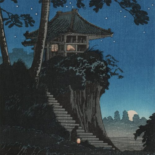 Hiroaki Takahashi (Shotei) – Tokumochi Moonrise (featured)