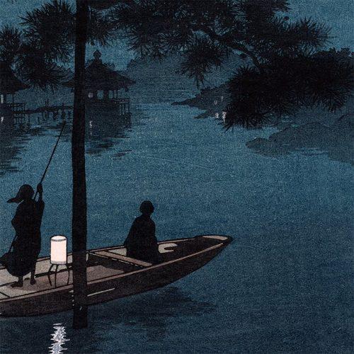 Shoda Koho - Lake Biwa (featured)