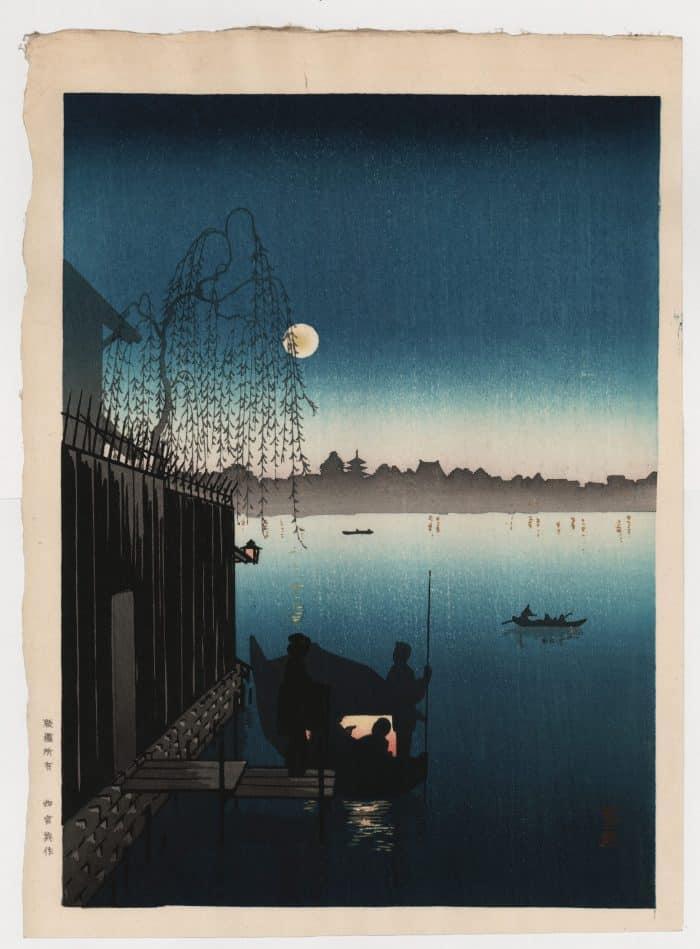 Eijiro Kobayashi - Evening Cool on Sumida