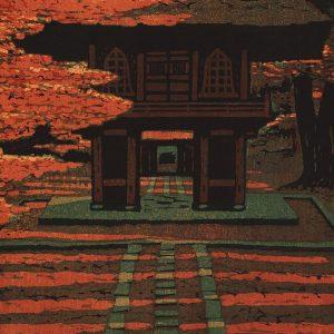 Shiro Kasamatsu - Heirinji Temple (featured)
