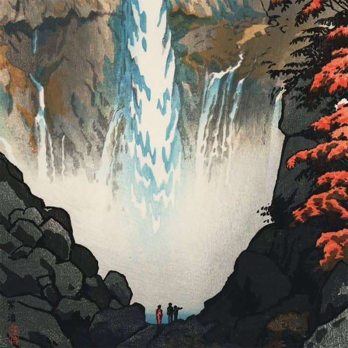 Shiro Kasamatsu - Kegon Falls (featured)
