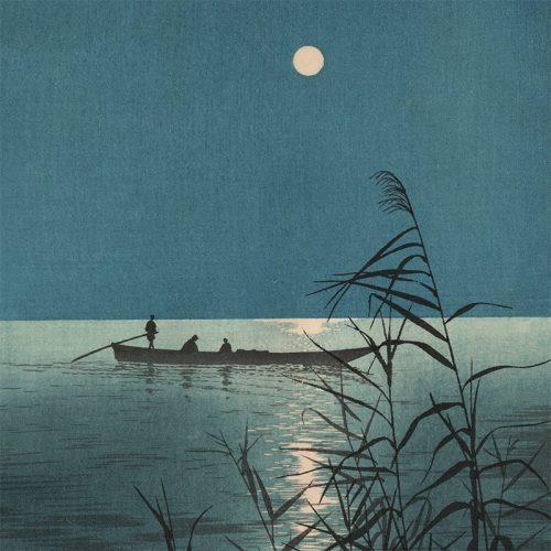 Shoda Koho - Moonlit Sea (featured)