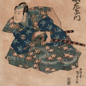 Kunisada I, Utagawa