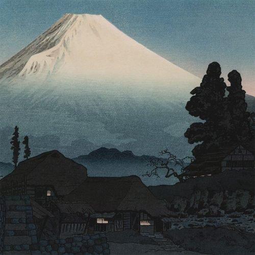 Hiroaki Takahashi (Shotei) - Mt. Fuji from Mizukubo (featured)