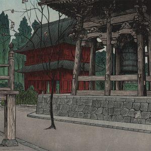 Noel Nouet - Ikegami Honmonji (featured)
