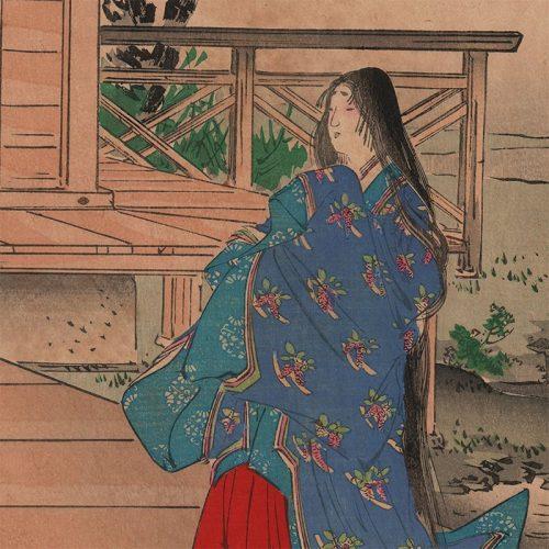 Ogata Gekkō - Chapter 11, The Tale of Genji (featured)