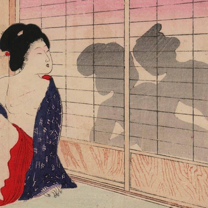 """Eisen Tomioka - The Silhouette, """"Oh, I'm envious!"""" (featured)"""