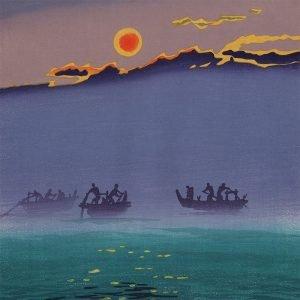 Shiro Kasamatsu - Morning Waves (featured)