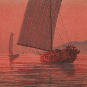 Ito Yuhan - Boats in the Sunset Glow (featured)