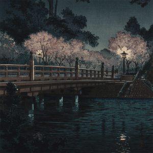 Tsuchiya Koitsu - Benkei Bridge (featured)