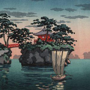 Tsuchiya Koitsu - Matsushima (featured)